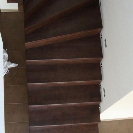 schody drewniane 107