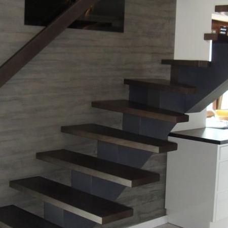 schody drewniane 108