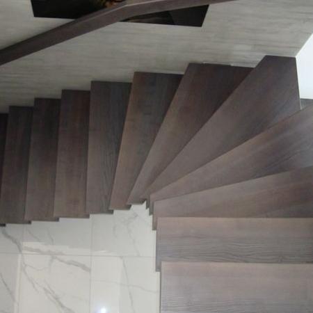 schody drewniane 109