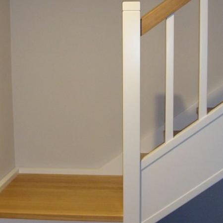 schody drewniane 115