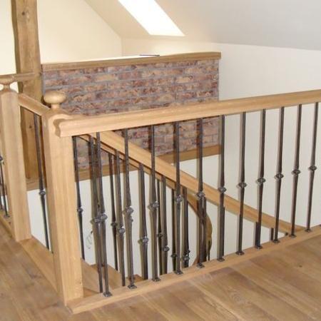 schody drewniane 121