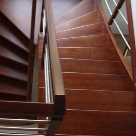 schody drewniane 123
