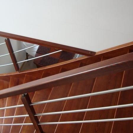 schody drewniane 124