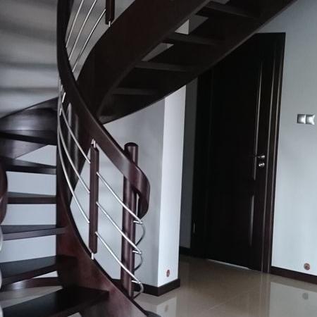 schody drewniane 126