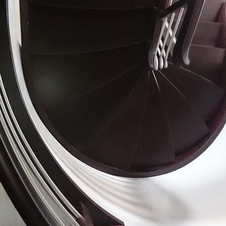 schody drewniane 127