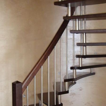 schody drewniane 129
