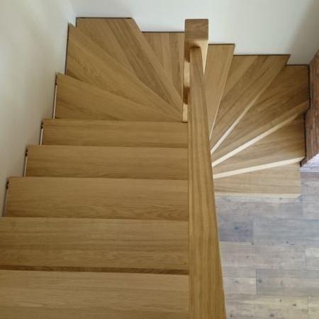 schody drewniane 13