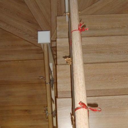 schody drewniane 142