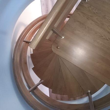 schody drewniane 145