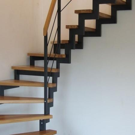 schody drewniane 149