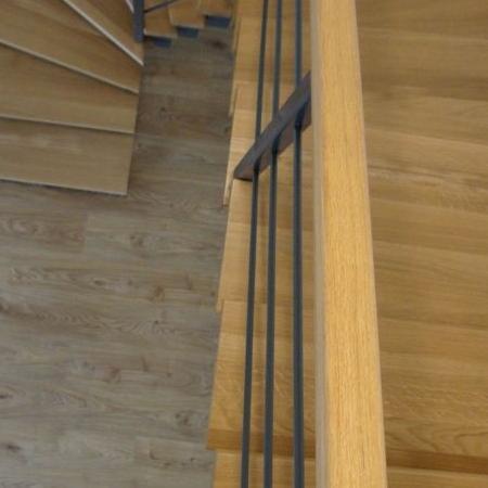schody drewniane 150