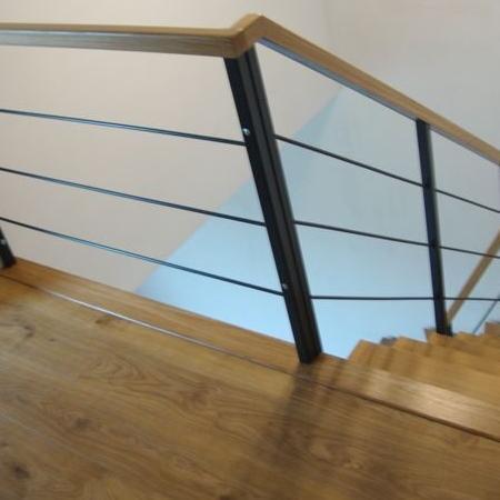 schody drewniane 151