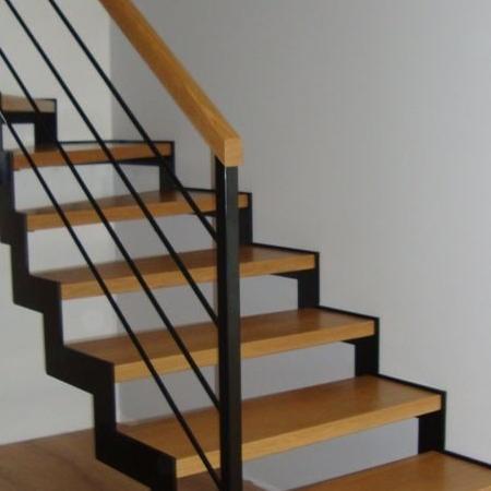 schody drewniane 152