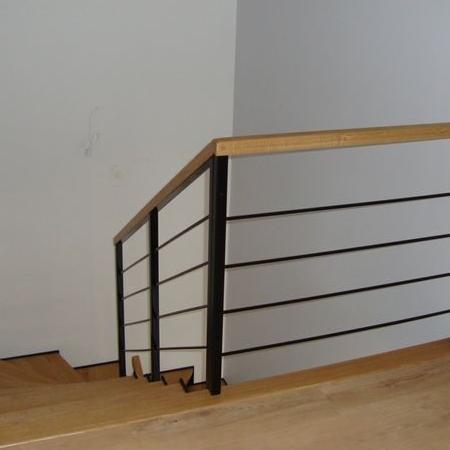 schody drewniane 154