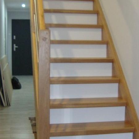 schody drewniane 155