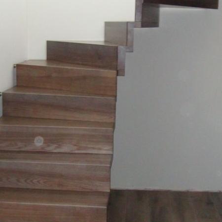 schody drewniane 158