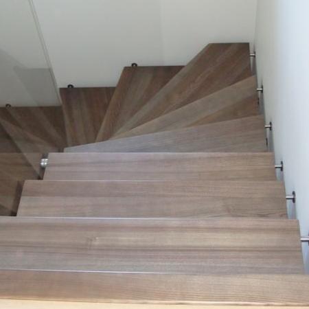 schody drewniane 160
