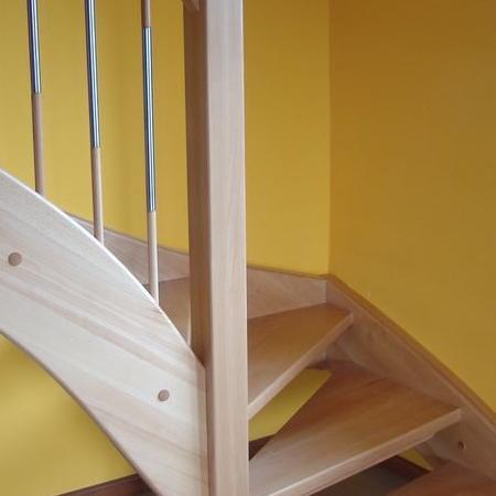 schody drewniane 22