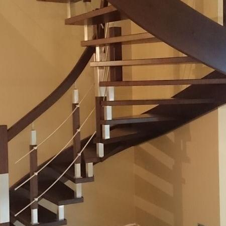 schody drewniane 29