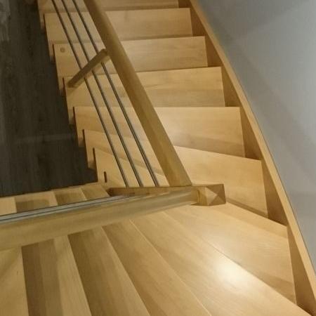 schody drewniane 37