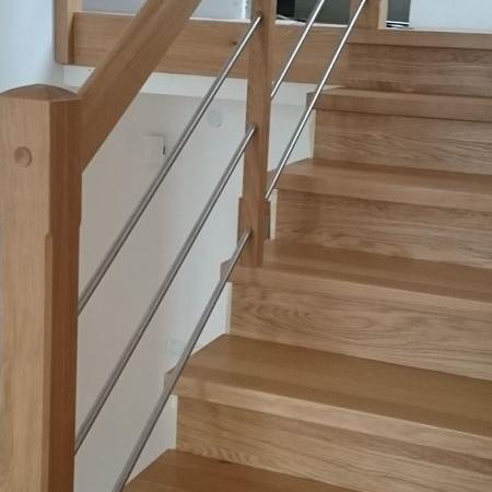 schody drewniane 40