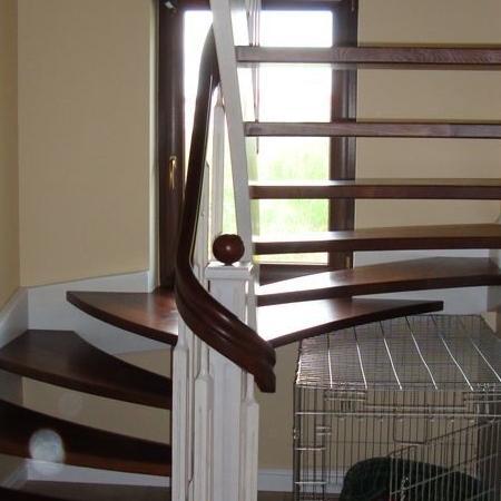 schody drewniane 43