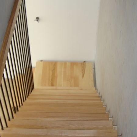 schody drewniane 49