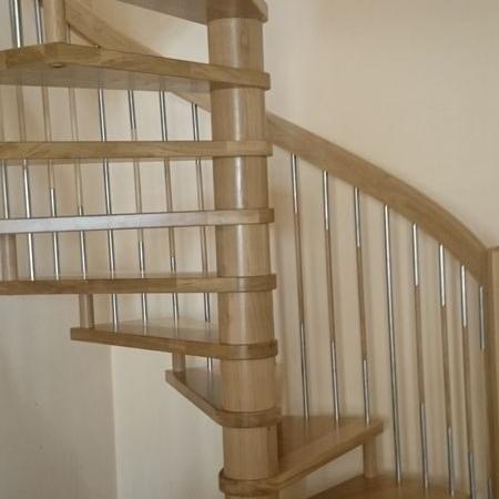 schody drewniane 54
