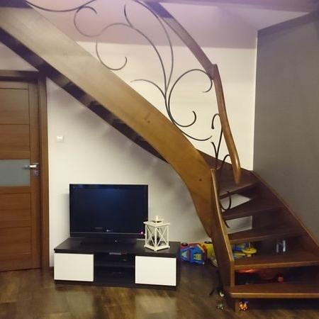 schody drewniane 66