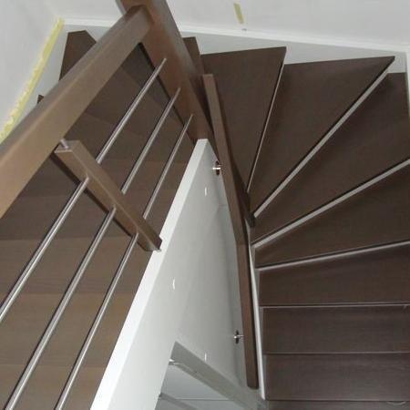 schody drewniane 74
