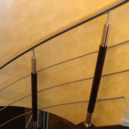 schody drewniane 80