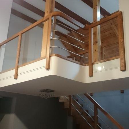 schody drewniane 82