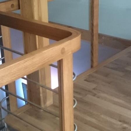 schody drewniane 83