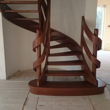 schody drewniane 87