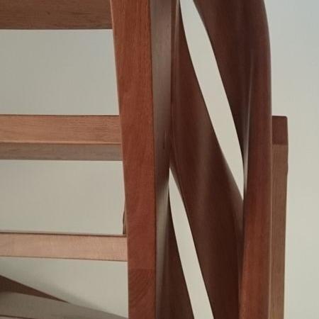 schody drewniane 90