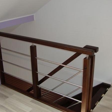 schody drewniane 93