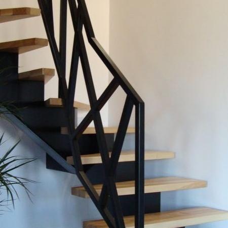 schody drewniane 97